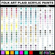 Acrylic Color Mixing Chart Paint Colours Flow Charts