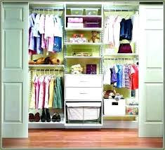 closet storage systems kids organizer ikea system custom white s