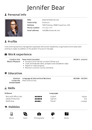 Modern Resume Builder For Sales Kickresume Perfect Resume And Cover Letter Are Just A