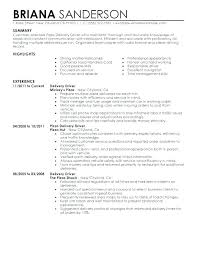 Furniture Delivery Driver Resume Nmdnconference Com Example