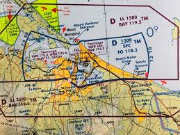 New Zealand Aviation Charts Types Of Caa New Zealand Airspace Guide For Drone Pilots