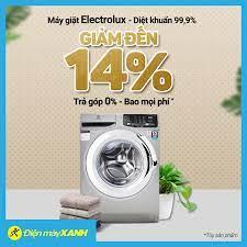 Máy Giặt Electrolux Diệt Khuẩn Đến 99,9%... - Điện máy XANH  (dienmayxanh.com)