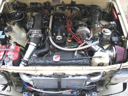 overbuilt engine?? - YotaTech Forums