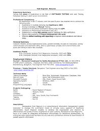 Game Tester Cv Game Test Engineer Sample Resume Download Camera Software