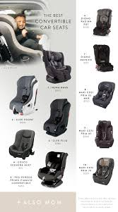 compared to infant car seats convertible car seats take up a lot more space are significantly heavier are more difficult to move from car to car