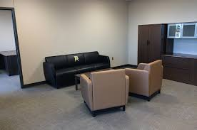 arrow office furniture. lu0026m helped broken arrow secure this custom couch for their high school expansion office furniture c