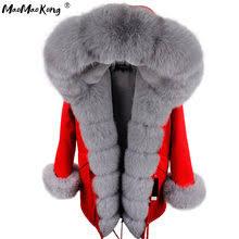 coat <b>fox fur</b>