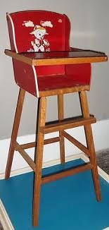 retro baby furniture. high chair retro baby furniture