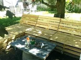pallet outdoor furniture plans. Pallet Outside Furniture Garden Plans Inspiring . Outdoor E