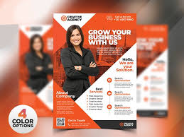 Business Flyer Template Free Download Creative Business Flyer Templates Free Download Psd Free