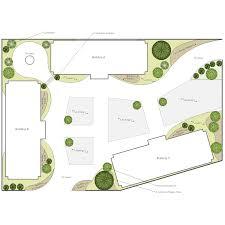 Commercial Landscape Design Plans Commercial Landscape Plan
