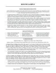 Hr Resume Templates Impressive Human Resource Supervisor Resume Human Resources Resume Examples