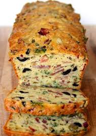 Recipe Olive Bacon And Cheese Bread Eatwell101