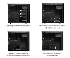 Fractal Design Arc Midi R2 Case Reviewed Fractal Design Arc Midi R2 Pc Tech Reviews Australia