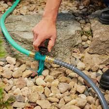 garden hose bib spigot extender for