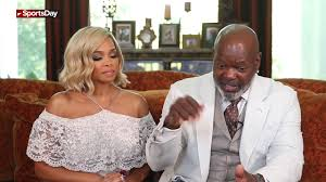 Pat & Emmitt Smith talk about balancing celebrity, charities and family. -  YouTube