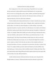 the movie sake essay critical response the sake the  3 pages essay 940 comparison