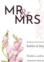 Royal Invitation Template Wedding Invitation Blue And Purple Invitations Orchid