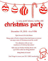 Christmas Invitation Message Secret Wording Invite Secret Email
