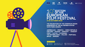 Sierra Designs Baku 1 10th European Film Festival To Be Launched In Baku