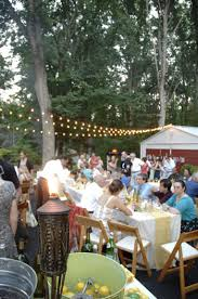 The 25 Best Small Backyard Weddings Ideas On Pinterest  Pond Diy Backyard Wedding Decorations