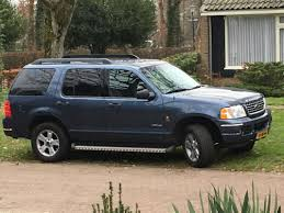 Ford Explorer Limited 2004 Review Autoweeknl