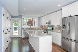 White Kitchen Tile Decorating Cozy Kitchen With White Kitchen Ideas Using Glass