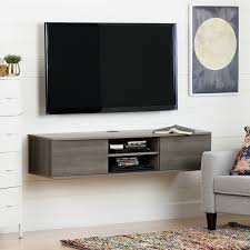 get floating tv stands for a sleek look