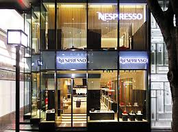 nespresso store. Contemporary Store Nestl Opens Nespresso Boutique In Japan To Store U