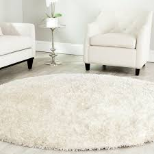 White Living Room Rug Safavieh Malibu Hand Tufted White Area Rug Reviews Wayfair