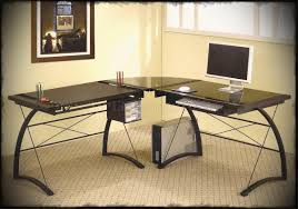 office glass desks. Home Design Modern Office Glass Desk For Remarkable Desks
