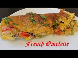 french omelette recipe fluffy french