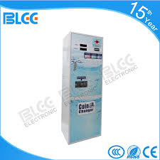Vending Machine Coin Changer Best Electric Programmable Atm Coin Changer For 48 Hour Laundry Shop