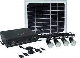 Solar Home Lighting SystemSolar Led Lights For Homes