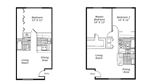 1 bedroom apartment floor plans one bedroom apartments floor plans fascinating 4 typical 1 floor plan