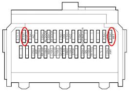 2008 yaris fuse box wiring diagrams detailed Toyota Yaris Fuse Box Location at 2010 Toyota Yaris Fuse Box