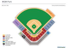 Beau Rivage Seating Chart Shuckers Announce Enhanced Fan Safety Measures At Mgm Park