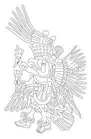 Quetzalcoatl Is A Mesoamerican Deity Whose