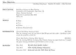 How To List A Minor On Resume How To Put A Minor On A Resume As How