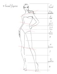How To Draw Fashion Illustration Fashion Figure 101 Elena Fay