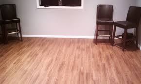 fresh basement waterproof flooring hallway ideas