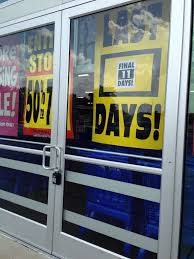 i really meant to get back to toys r us before now but i did make it this week finally there is nearly nothing left the final day has been announced