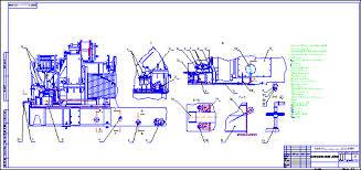 Все работы студента Клуб студентов Технарь  Система смазки Лебедка буровая ЛБУ 900 Чертеж Оборудование для бурения нефтяных и газовых