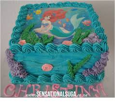 Ariel Cake Decorations Ariel Cake Decorations Cake