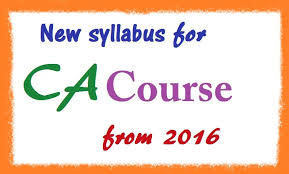 Image result for ca new course