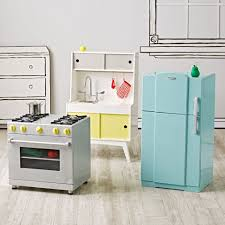 Play Kitchen Future Foodie Play Kitchen Set The Land Of Nod
