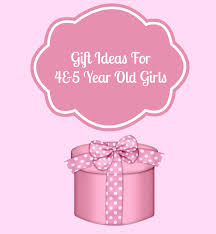 Gift Ideas for 4 and 5 Year Old Girls