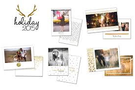 holiday card templates for photographers