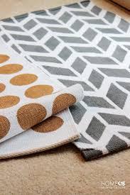 brilliant aztec print rug homemade by carmona porch diy uk ikea rugzak runner outdoor throw rugta met