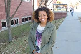 Dean of Students Office Student Spotlight: Cora Hawkins - News - Illinois  State